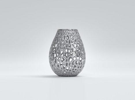 3D-Druck einer Blumenvase