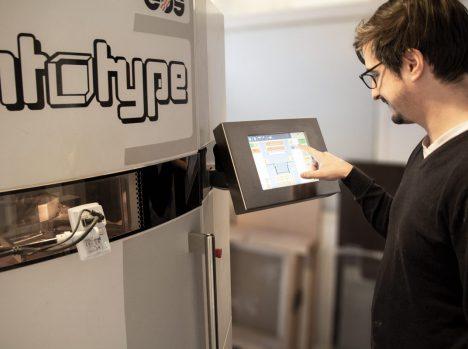 Prontotype 3D-Druck mit Formiga